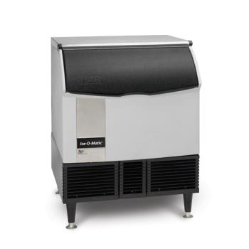 ICEICEU300HW - Ice-O-Matic - ICEU300HW - Ice Series™ Water Cooled 356 Lb Undercounter Ice Machine - Half Cube Product Image