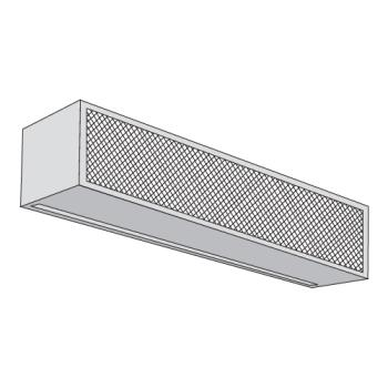 CUREIBD421 - Curtron - E-IBD-42-1 - Save-T 42 in Insect Control Air Door Product Image