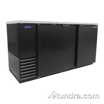 NORNLBB69 - Nor-Lake - NLBB69 - AdvantEDGE 69 in Solid Door Back Bar Cooler Product Image