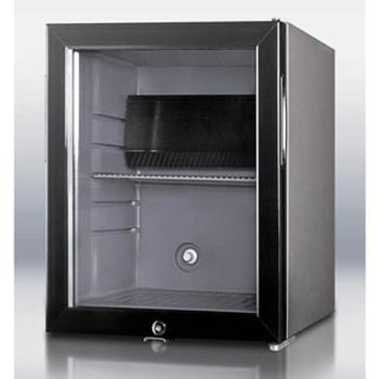 SUMMB25LGL - Summit - MB25LGL - Minibar With Glass Door Product Image