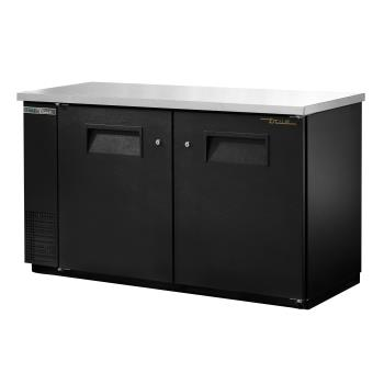 TRUTBB2460HC - True - TBB-24-60-HC - 61 in Back Bar Cooler w/ 2 Solid Swing Doors Product Image