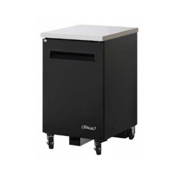 TURTBB1SB - Turbo Air - TBB-1SB - 24 in Back Bar Cooler w/1 Solid Door Product Image