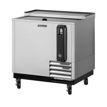 TURTBC36SD - Turbo Air - TBC-36SD - 36 in Stainless Steel Bottle Cooler Product Image