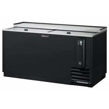 TURTBC65SB - Turbo Air - TBC-65SB - 65 in Black Bottle Cooler Product Image