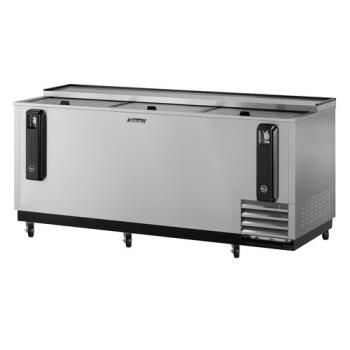 TURTBC80SD - Turbo Air - TBC-80SD - 80 in Stainless Steel Bottle Cooler Product Image