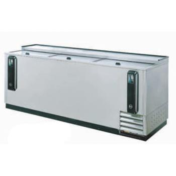 TURTBC95SD - Turbo Air - TBC-95SD - 95 in Stainless Steel Bottle Cooler Product Image