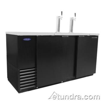 NORNLDD69 - Nor-Lake - NLDD69 - AdvantEDGE 69 in Draft Beer Dispenser Product Image