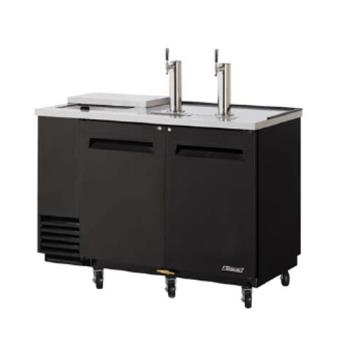 TURTCB2SB - Turbo Air - TCB-2SB - 59 in Club Top Beer Dispenser Product Image