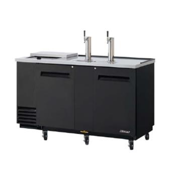 TURTCB3SB - Turbo Air - TCB-3SB - 69 in Club Top Beer Dispenser Product Image