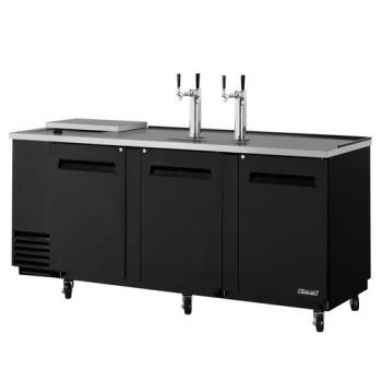 TURTCB4SB - Turbo Air - TCB-4SB - 90 in Club Top Beer Dispenser Product Image