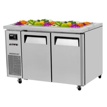 TURJBT48 - Turbo Air - JBT-48 - J Series 48 in Refrigerated Buffet Table Product Image