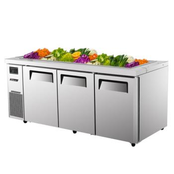 TURJBT72 - Turbo Air - JBT-72 - J Series 72 Refrigerated Buffet Table Product Image