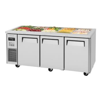 TURJBT72N - Turbo Air - JBT-72-N - J Series 72 in Refrigerated Buffet Table Product Image
