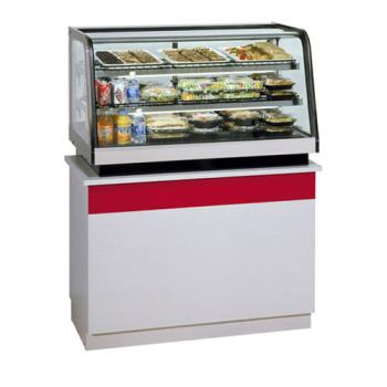 "FEDCRR3628 - Federal - CRR3628 - 36"" Countertop Refrigerated Rear Mount Merchandiser Product Image"
