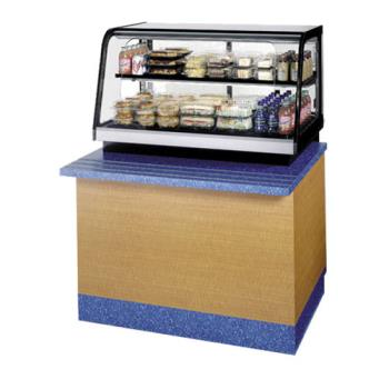 "FEDCRR3628SS - Federal - CRR3628SS - 36"" Countertop Refrigerated Self-Serve Rear Mount Merchandiser Product Image"