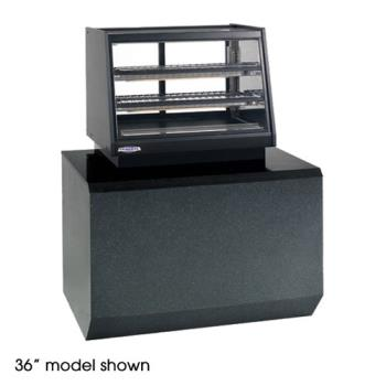 "FEDERR4828SS - Federal - ERR-4828SS - Elements™ 48"" Refrigerated Countertop Self-Serve Display Case Product Image"