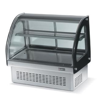 "VOL40842 - Vollrath - 40842 - 36"" Drop-In Refrigerated Display Cabinet Product Image"