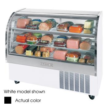 BEVCDR51B20 - Beverage Air - CDR5/1-B-20 - 61 in Black Refrigerated Display Case Product Image