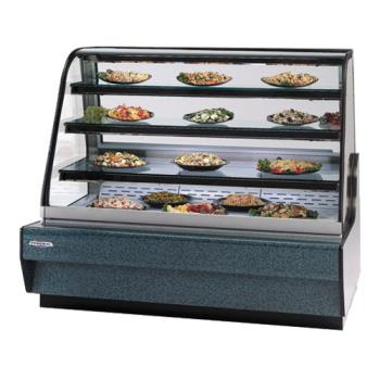 "FEDCGHIS4 - Federal - CGHIS-4 - Hi-Style 59"" Refrigerated Deli Case Product Image"
