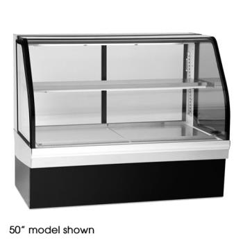 "FEDECGR59CD - Federal - ECGR-59CD - Elements™ 59"" Refrigerated Deli Case Product Image"