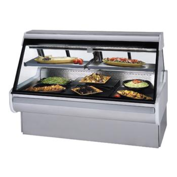 "FEDMSG454DC - Federal - MSG-454-DC - High Volume 48"" Refrigerated Maxi Deli Case Product Image"