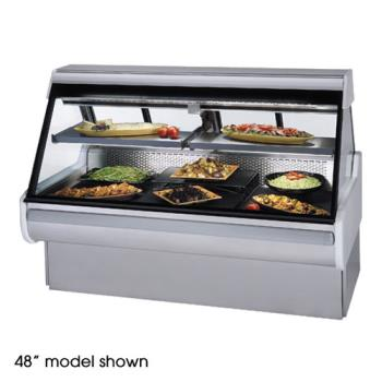"FEDMSG654DC - Federal - MSG-654-DC - High Volume 72"" Refrigerated Maxi Deli Case Product Image"