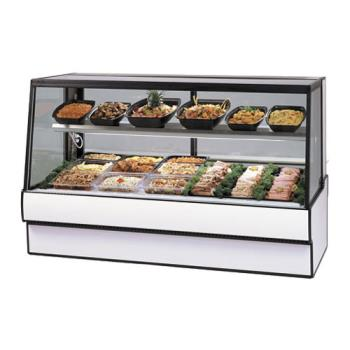 "FEDSGR3648CD - Federal - SGR3648CD - High Volume 36"" Refrigerated Deli Case Product Image"