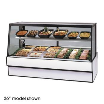 "FEDSGR7748CD - Federal - SGR7748CD - High Volume 77"" Refrigerated Deli Case Product Image"
