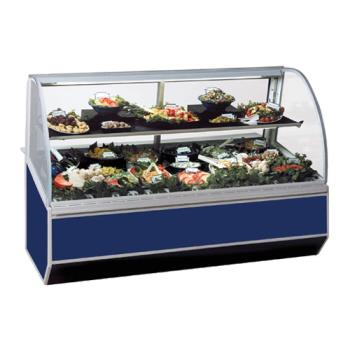 "FEDSN4CD - Federal - SN-4CD - Series '90 48"" Refrigerated Deli Case Product Image"