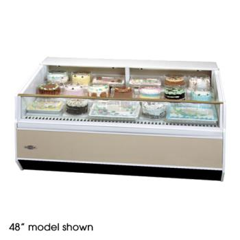 "FEDSN8CDSS - Federal - SN-8CD-SS - Series '90 96"" Refrigerated Self-Serve Deli Case Product Image"