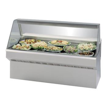 "FEDSQ3CD - Federal - SQ-3CD - Market Series 36"" Refrigerated Deli Case Product Image"