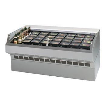 "FEDSQ3CDSS - Federal - SQ-3CDSS - Market Series 36"" Refrigerated Self-Serve Deli Case Product Image"