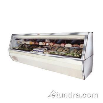 "HWDSCCDS3510 - Howard McCray - SC-CDS35-10 - 35 Series 119"" Double Duty Deli Display Case Product Image"