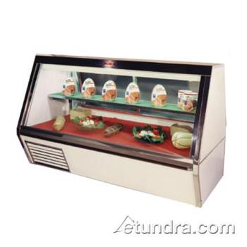 "HWDSCCDS354L - Howard McCray - SC-CDS35-4L - 50"" White Low Profile Deli Case Product Image"