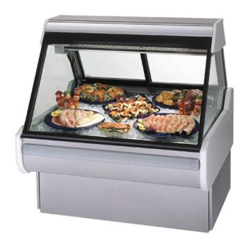 "FEDMSG454DF - Federal - MSG-454-DF - High Volume 48"" Seafood/Fish Maxi Deli Case Product Image"