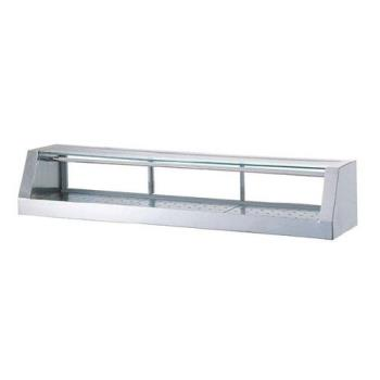 TURTSSC6 - Turbo Air - TSSC-6 - 72 in Sushi Display Case Product Image