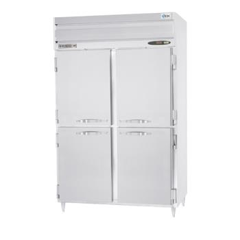 BEVPRF24241AHS02 - Beverage Air - PRF24-24-1AHS-02 - (2) 1/2 Door Dual Temperature Product Image