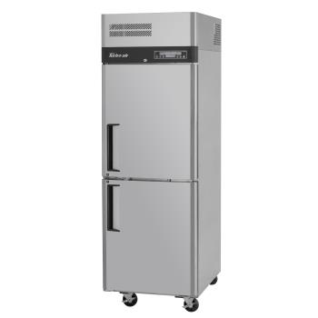 TURM3RF192N - Turbo Air - M3RF19-2-N - (2) 1/2-Door Dual Temp Refrigerator/Freezer Product Image