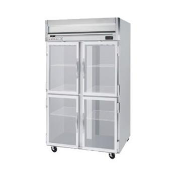 BEVHF2HC1HG - Beverage Air - HF2-1HG - HF Series (4) 1/2 Glass Door Reach-In Freezer Product Image