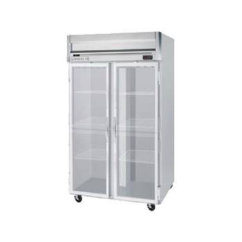 BEVHFPS2HC1G - Beverage Air - HFPS2HC-1G - HFPS Series 2 Glass Door Reach-In Freezer Product Image