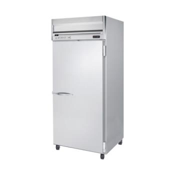 BEVHF1WHC1S - Beverage Air - HF1W-1S - HF Series 1 Wide Solid Door Reach-In Freezer Product Image