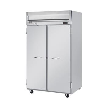 BEVHFPS2HC1S - Beverage Air - HFPS2HC-1S - HFPS Series 2 Solid Door Reach-In Freezer Product Image