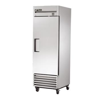 TRUTS23FLH - True - TS-23F-HC LH - TS-Series 1 Door Reach-In Freezer w/ Left Hand Door Product Image