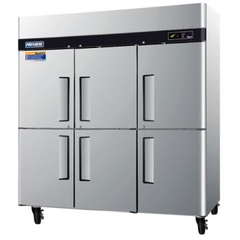 TURPRO776F - Turbo Air - PRO-776F - Premiere Series 6 Door Reach In Freezer Product Image