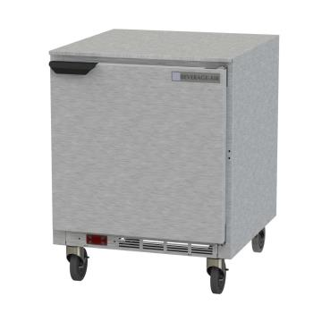 BEVUCF27AHC29 - Beverage Air - UCF27AHC-29 - 27 in 1 Door Undercounter Freezer Product Image