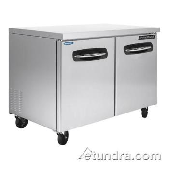 NORNLUF48 - Nor-Lake - NLUF48A - AdvantEDGE 1 Door 48 in Undercounter Freezer Product Image