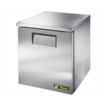 TRUTUC27FLPLH - True - TUC-27F-LP-HC LH - Low Profile 1 Door Undercounter Freezer w/ Door Product Image