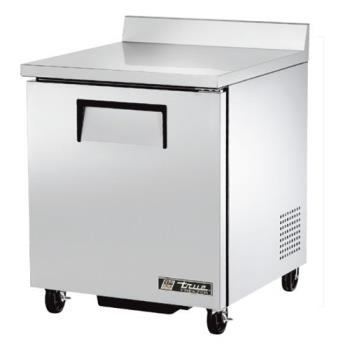 TRUTWT27F - True - TWT-27F-HC - 1 Door Worktop Freezer Product Image