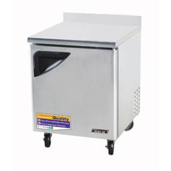TURTWF28SD - Turbo Air - TWF-28SD - Super Deluxe 1 Door Worktop Freezer Product Image