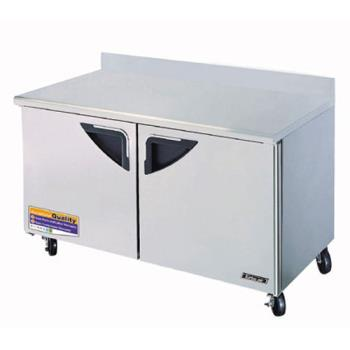 TURTWF60SD - Turbo Air - TWF-60SD - Super Deluxe 2 Door 60 in Worktop Freezer Product Image